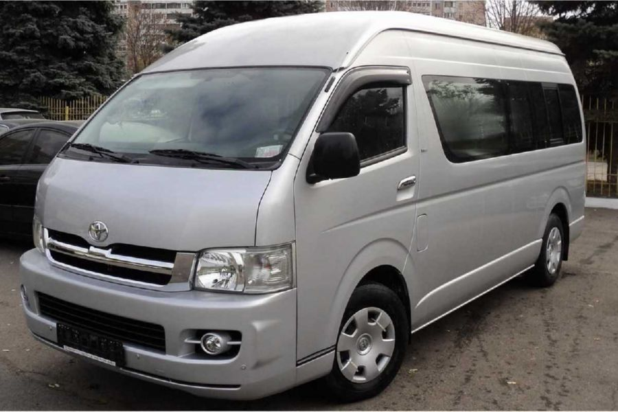 Private shuttles offer comfortable transport between destinations for a variety of clients