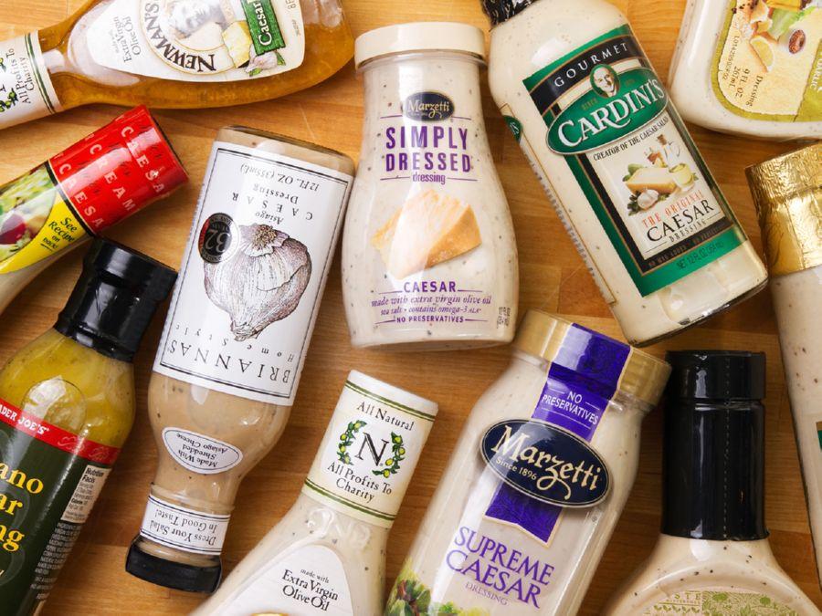 Salad Dressing Brands