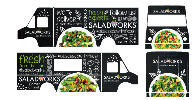saladworks food truck