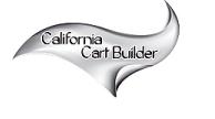 California Cart Builder Logo