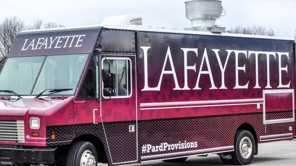 Lafayette College Food Truck