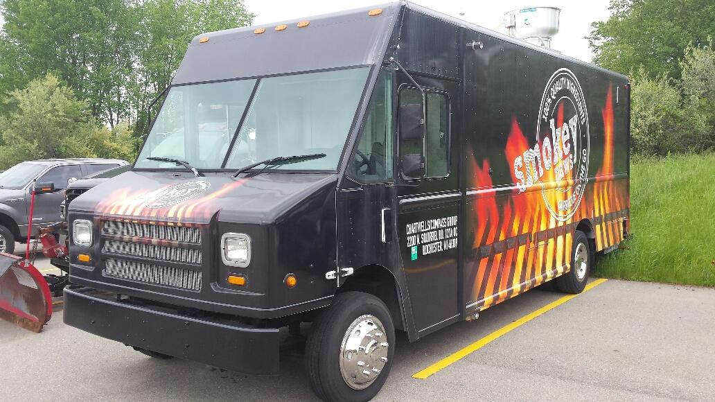 Bbq Food Truck Michigan