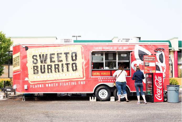 Sweeto Burrito