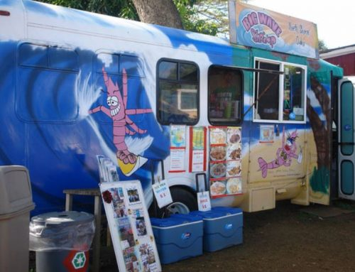Can You Spray Paint a Food Truck… And Actually Make it Look Good?