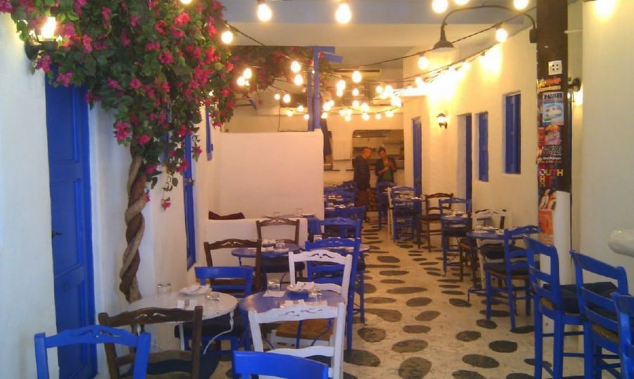 The best Greek Restaurants use Greek wording to signify their brand