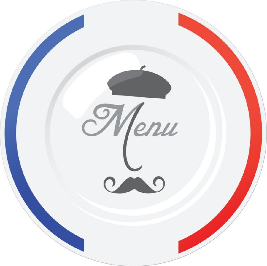 The range of the menu at a French restaurant is wide and unique