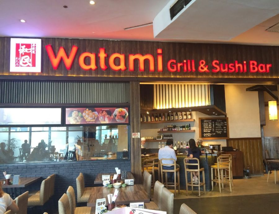 Try giving your sushi restaurant a more fun name