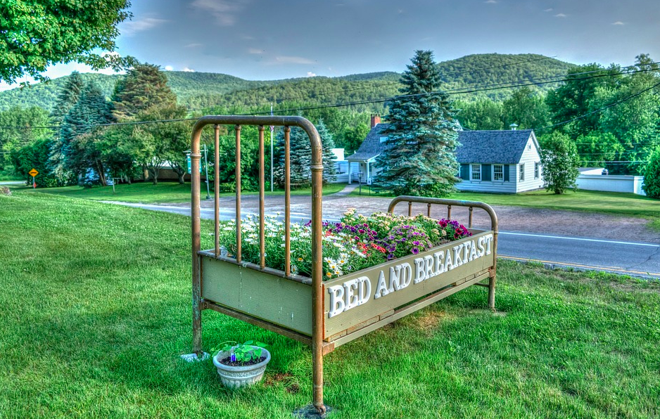bed and breakfast vermont