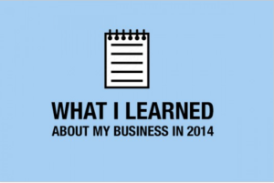 business lessons 2014