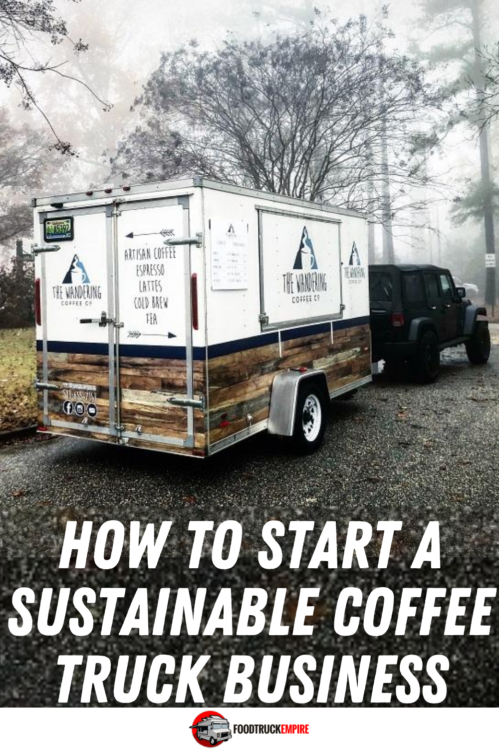coffee truck business