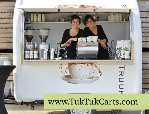 How to Start a Sustainable Coffee Truck Business