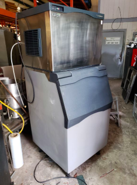 Used Ice Machine >> Used Commercial Ice Machines Bins For Sale By Owner