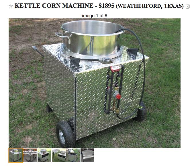 craigslist kettle