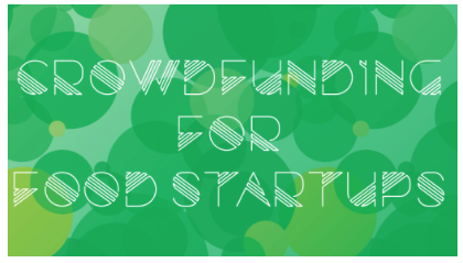 crowdfunding for food startups