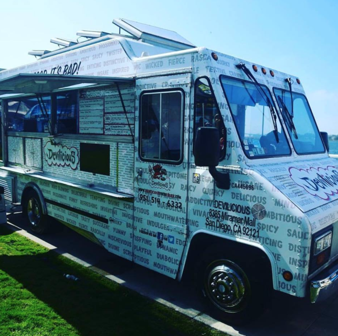 Top Five Best Food Trucks To Eat At In Temecula Ca 2017 Edition