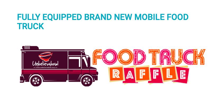 food truck raffle