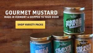 green mountain mustard