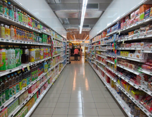 33 Disruptive Retail Grocery Industry Facts And Statistics