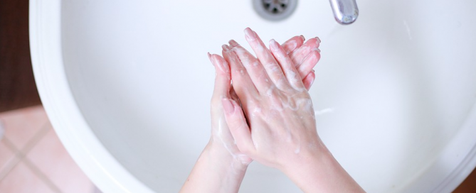 hand washing soap