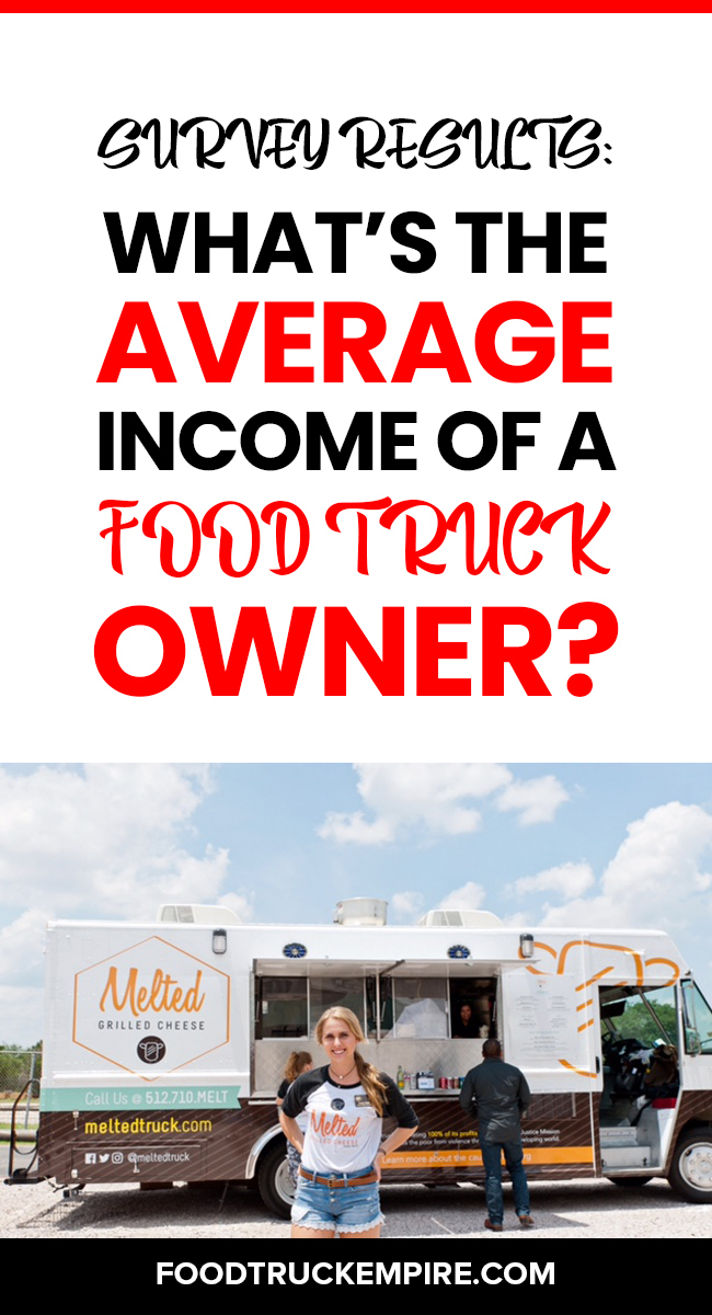What's the Average Income of a Food Truck Owner?