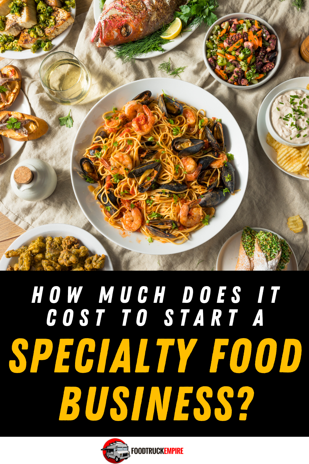 How Much Does It Cost to Start a Specialty Food Business?