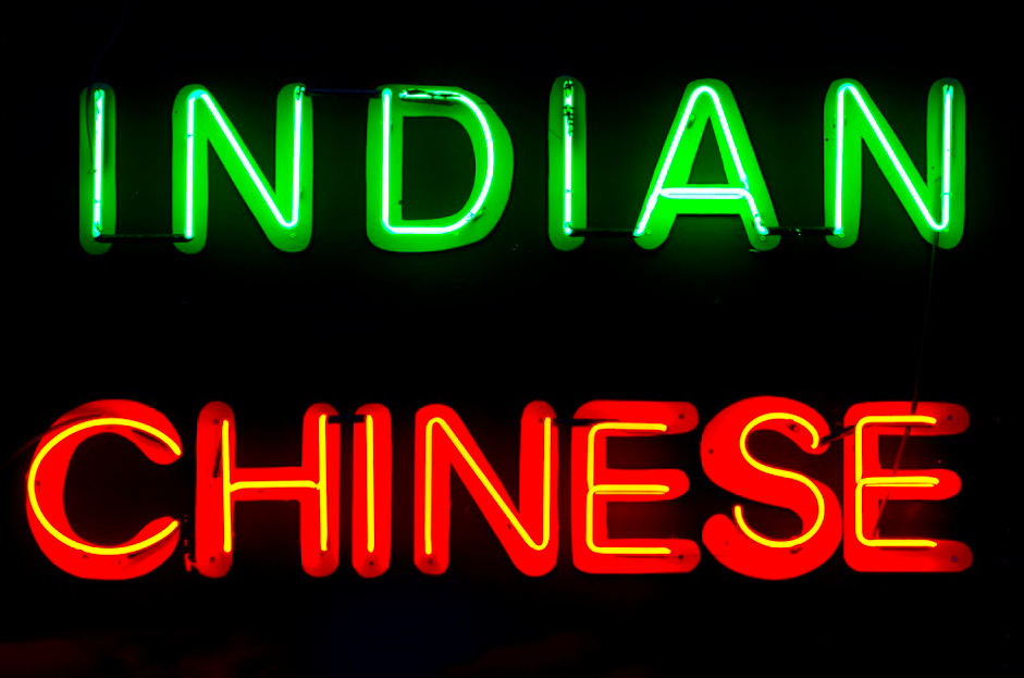 Indian Chinese fusion