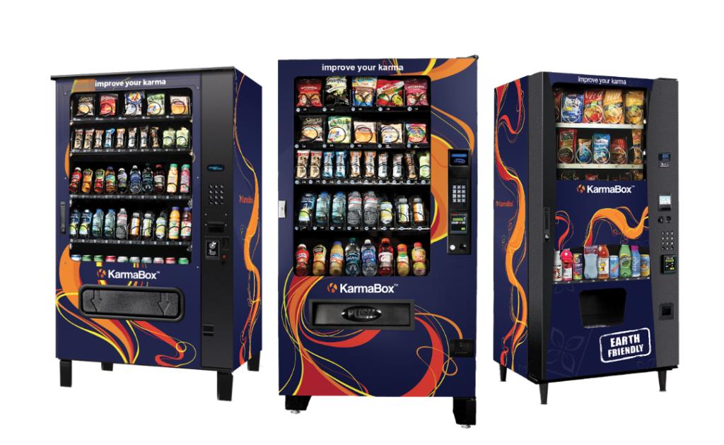 vending machine business profit margin