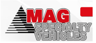 mag specialty vehicle logo