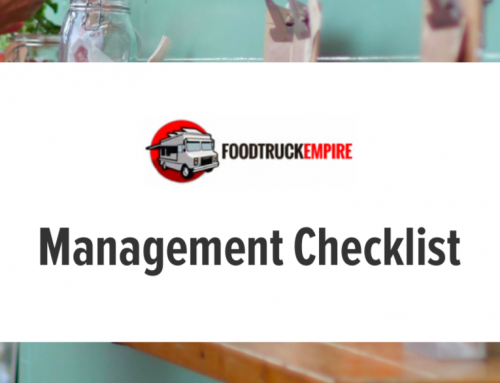 Template Download: Closing Duties Checklist for Restaurant Managers