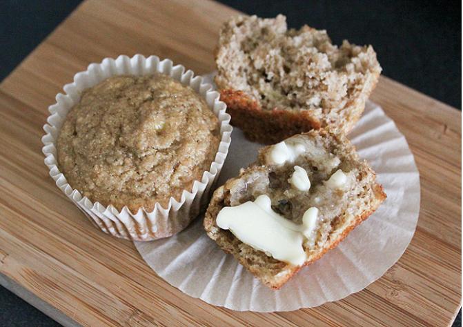 artisanal muffin