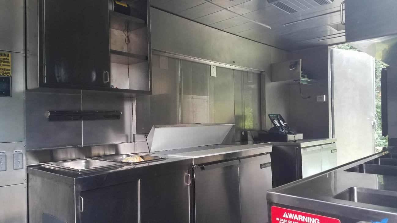 2007 Top Of The Line Mobile Kitchen For Sale In Rochester Wa