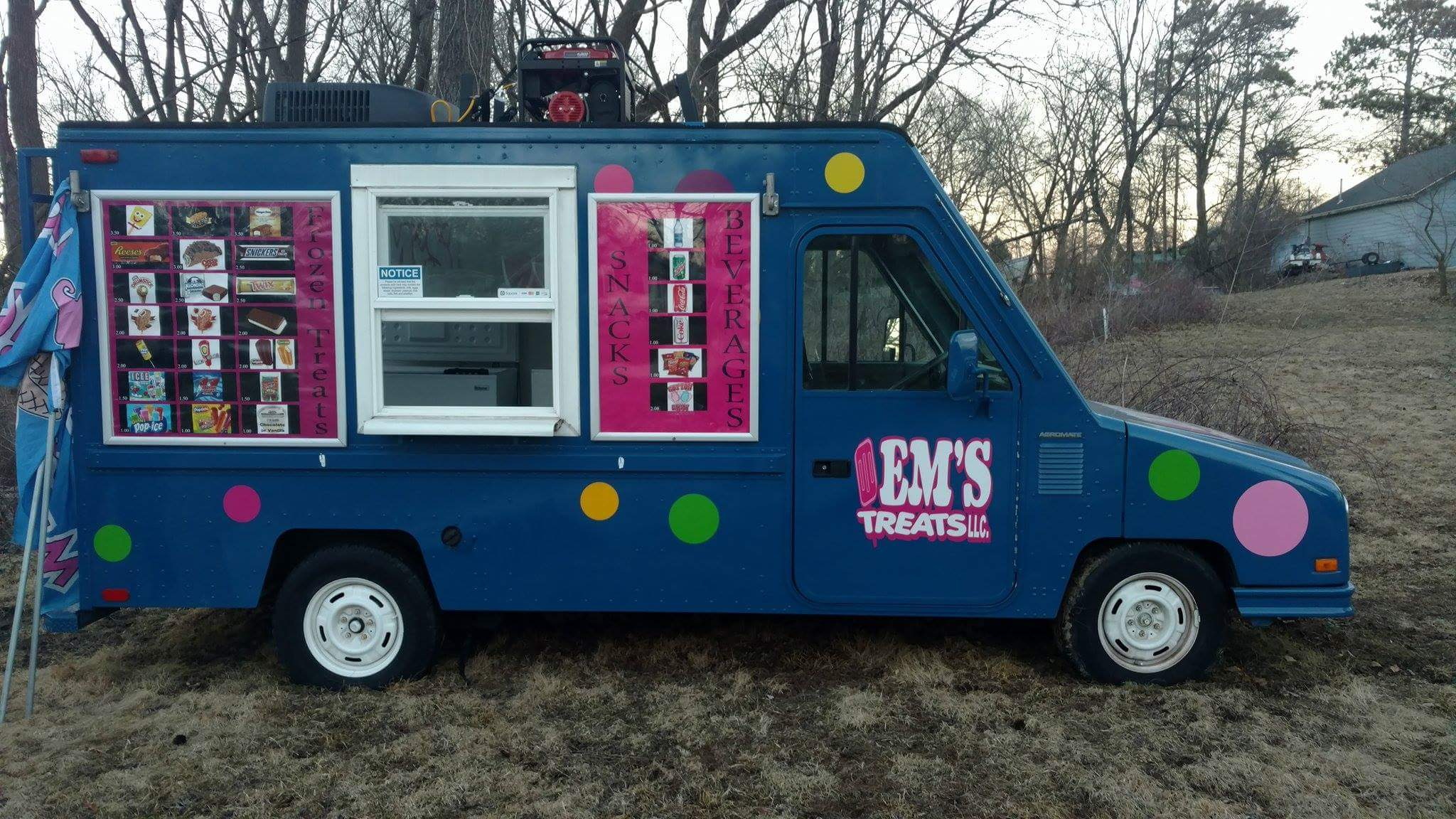 Used Ice Cream Truck For Sale Near Janesville Wi