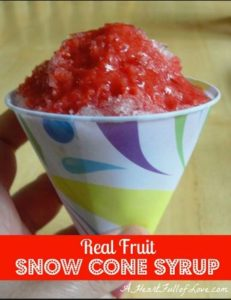 Pinellas shaved ice