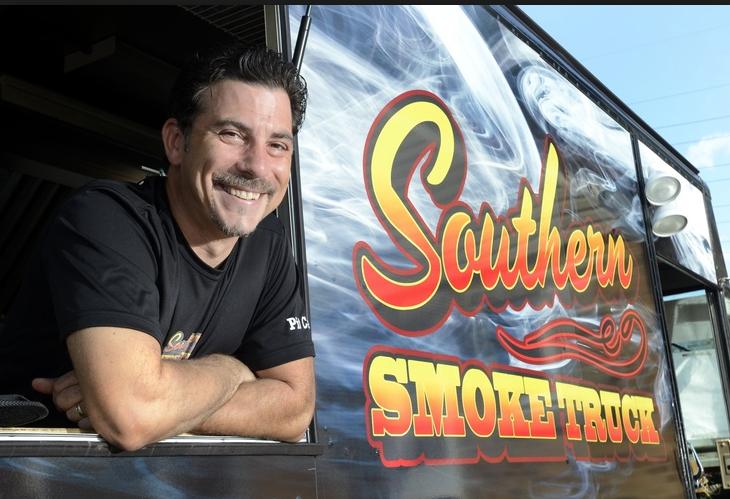 southern smoke truck