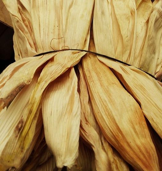 tamale leaves