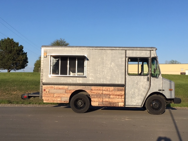 box van food truck