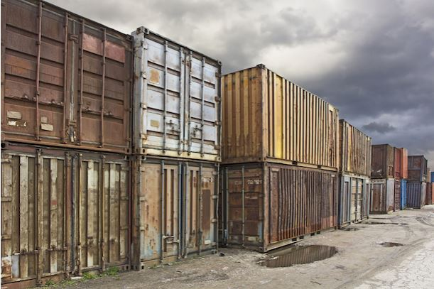 How To Convert A Shipping Container Into A Mobile Kitchen