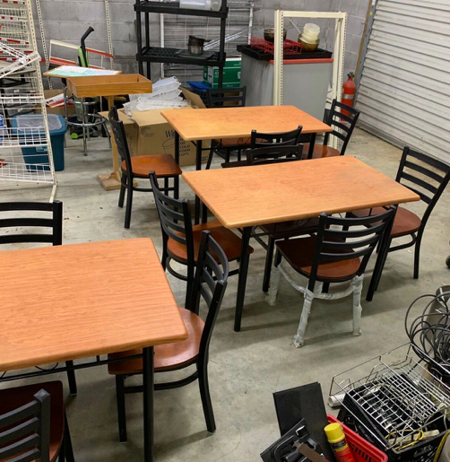 Used Restaurant Coffee Tables For By Owner No Fees