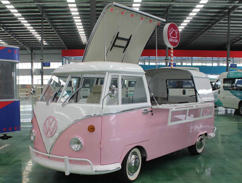Food Sale: VW Replica Kombi Food Truck For Sale In Downey, CA