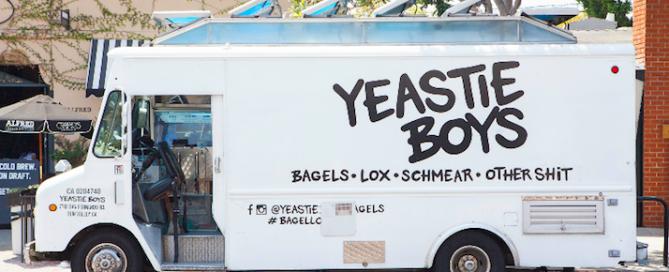 Yeastie boys truck